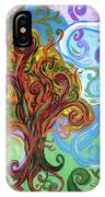 Winding Tree IPhone Case