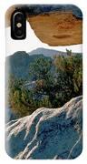 Window Arch City Of Rocks Idaho IPhone Case