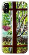 Window Garden IPhone Case