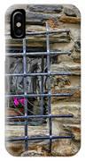 Window Of Vernazza Italy Dsc02629 IPhone Case