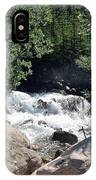 Window To A Stream IPhone Case