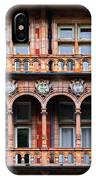 Windows And Arches IPhone Case