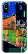 Windows And Watertower IPhone Case