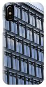 Windows In Copenhagen IPhone Case