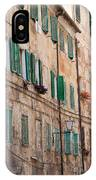 Windows In Tuscany IPhone Case