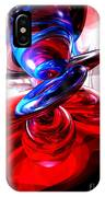 Windstorm Abstract IPhone Case