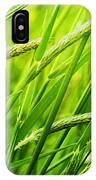 Windy Green IPhone Case