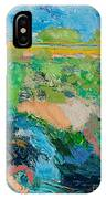 Windy Storm IPhone Case