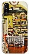 Wine Shop IPhone Case