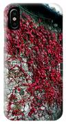 Winery Ivy IPhone Case