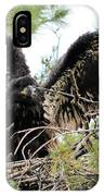 Wing Exercising IPhone Case