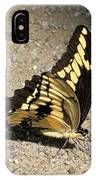 Winged Delight IPhone Case