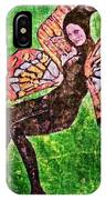 Wings 17 IPhone Case