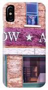 Winslow Arizona 2 IPhone Case