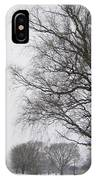 Winter Afternoon 4  2013 IPhone Case