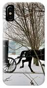 Winter Buggy IPhone Case