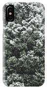 Winter Bush IPhone Case