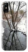 Winter Ditch IPhone Case