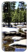Winter Gives Way To Spring 32626 IPhone Case