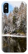 Winter Impressions ... IPhone Case