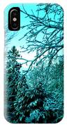 Winter In Denmark IPhone Case
