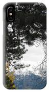 Winter In Grand Lake Co 1 IPhone Case