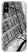 Winter In The City IPhone Case