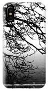 Winter Magnolia IPhone Case