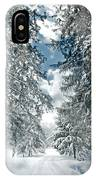 Winter Me IPhone Case