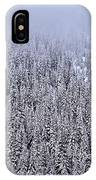 Winter Mystery IPhone Case