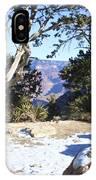 Winter On The South Rim IPhone Case