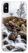 Winter Rapids V2 IPhone Case