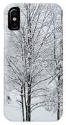 Winter Scene IPhone Case
