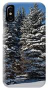 Winter Scenic Landscape IPhone Case