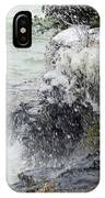 Winter Splash IPhone Case