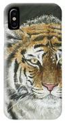 Winter Tiger IPhone Case