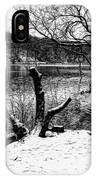 Winter Waterscape IPhone Case