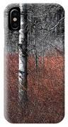 Winter Wetland I IPhone Case