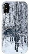 Winter Window IPhone Case