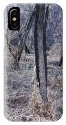 Winter Woods In Missouri 1 IPhone Case