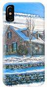 Winters Day Photoart 6 IPhone Case