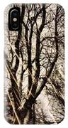Winters Eve IPhone Case