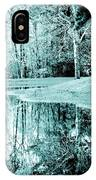 Winter's First Snowfall IPhone Case