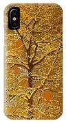 Winters Touch IPhone Case