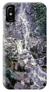 Wirt At Falls In Bc IPhone Case