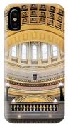 Wisconsin Architecture IPhone Case