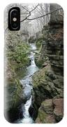 Wisconsin History IPhone Case
