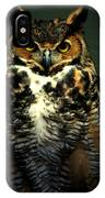 Wise IPhone Case