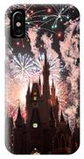 Wishes In The Dark IPhone Case