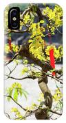 Wishing Tree At The Tomb Of Emperor IPhone Case